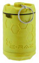 Grenade Airsoft Rotative E-RAZ gaz 100bbs Gen2 piston alu Jaune
