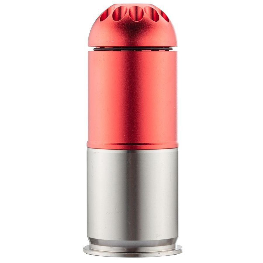 Grenade gaz 120 billes pour lance grenade 40 mm