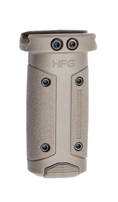 GRIP HERA ARMS HFG TAN 85 MM POUR RAIL RIS