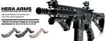 GRIP HERA ARMS HFGA REGLABLE DESERT POUR RAIL RIS
