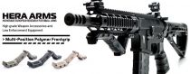 GRIP HERA ARMS HFGA REGLABLE OD POUR RAIL RIS