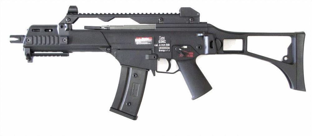H&K G36C AEG Blowback Umarex