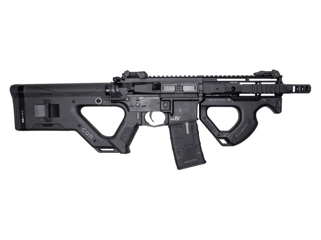 Hera Arms CQR SSS Proline AEG Noir