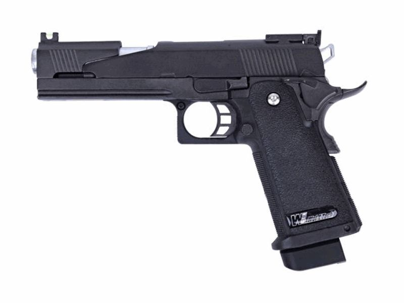 HI-CAPA 5.1 VERSION A NOIR GBB