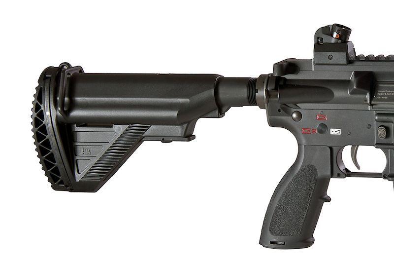HK 416 AVEC RALLONGE DE CANON POUR HK416 CARABINE