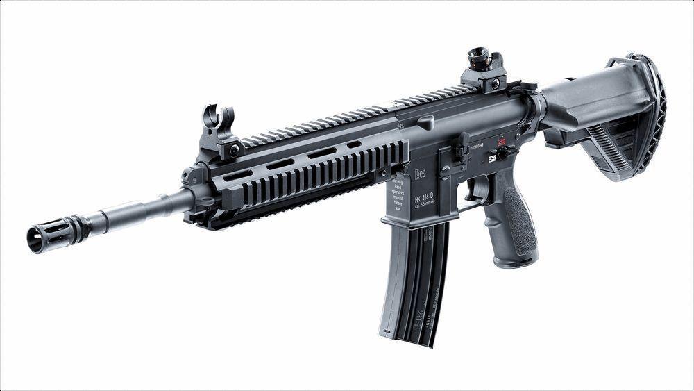 HK 416 D AEG VFC NOIR