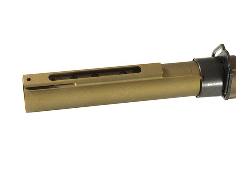 HK G28 AEG TAN LIVRE AVEC MALLETTE + POIGNEE + BIPIED
