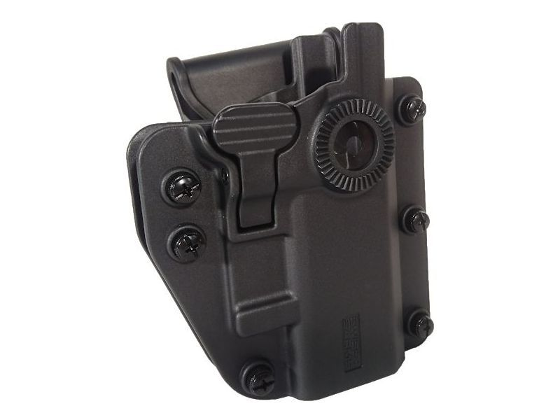 HOLSTER POLYMERE ADAPT-X AMBIDEXTRE REGLABLE