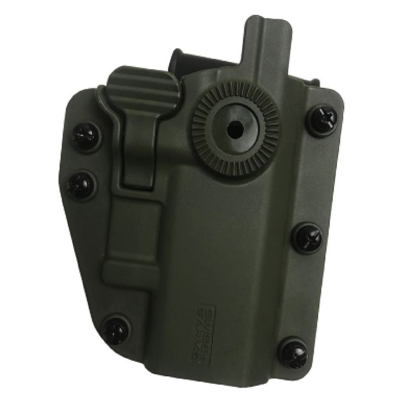 Holster Polymere ADAPT-X ambidextre réglable Vert OD-Green