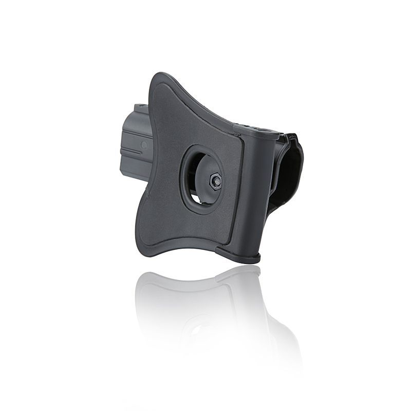 HOLSTER POLYMERE POUR COLT 1911-4\'\' PRO/COMPACT