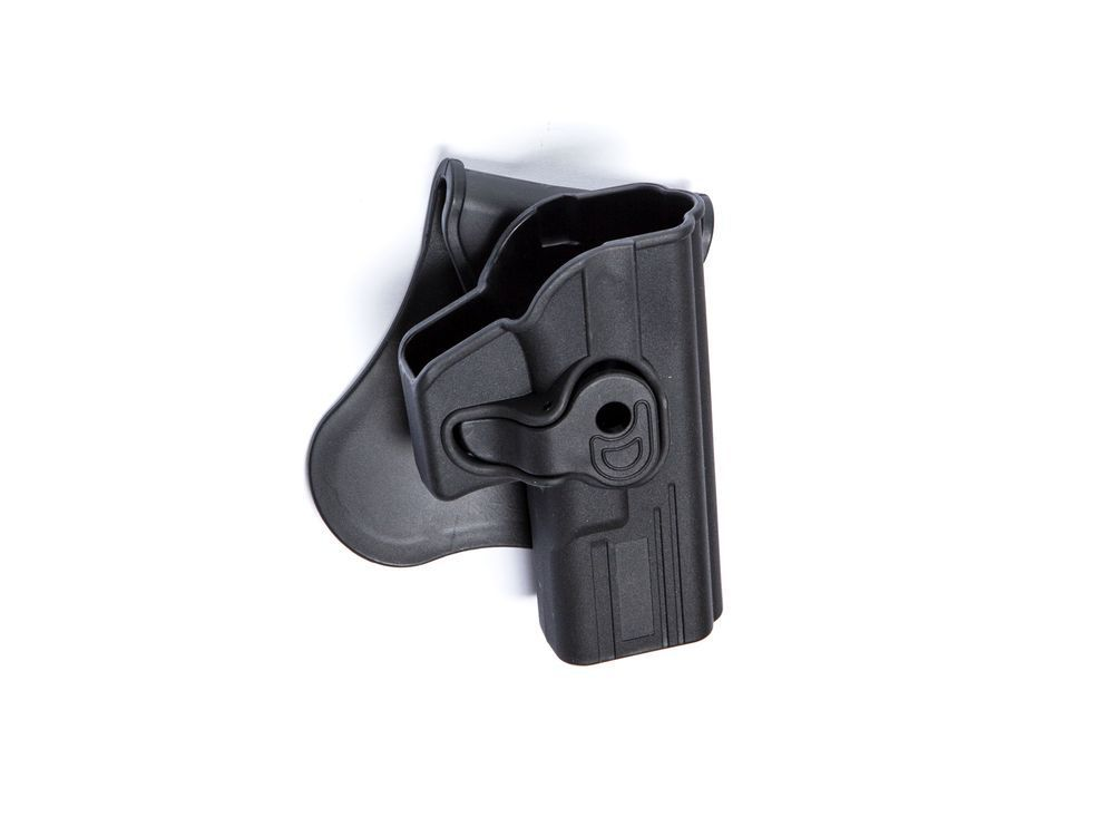 HOLSTER POLYMERE POUR G MODELS - DROITIER