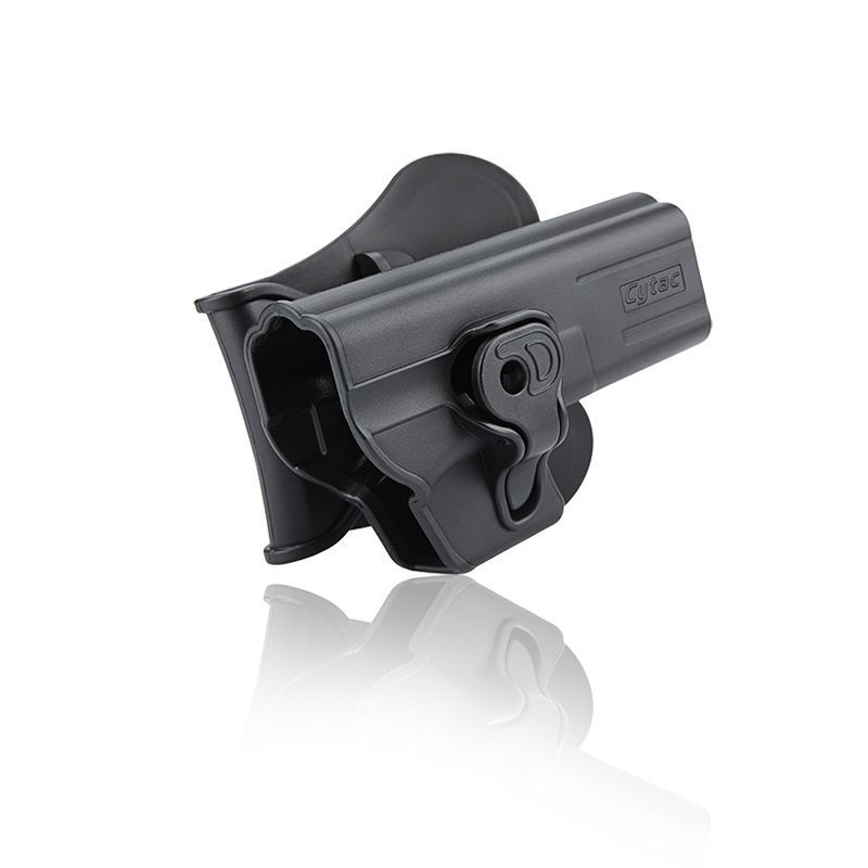HOLSTER POLYMERE POUR GLOCK 21