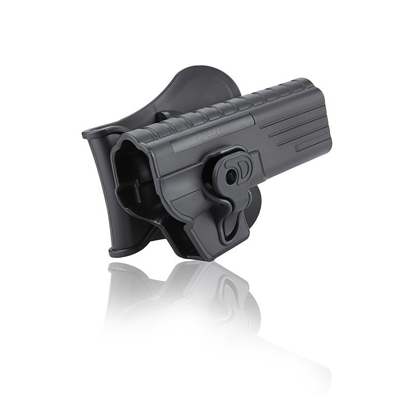 HOLSTER POLYMERE POUR GLOCK SERIE