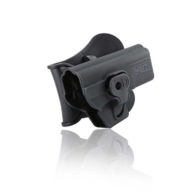 HOLSTER POLYMERE POUR GLOCK WE MARUI KJW