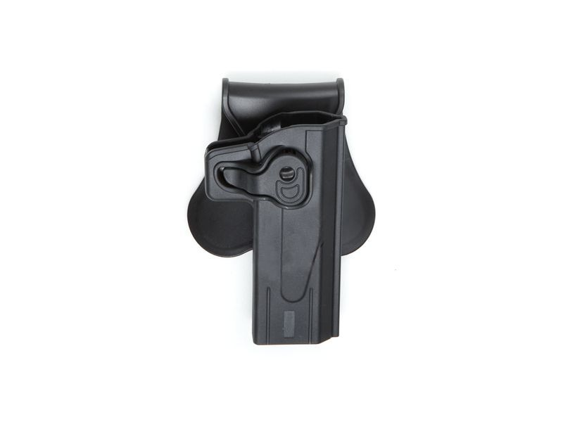HOLSTER POLYMERE POUR HI-CAPA 5.1 - DROITIER