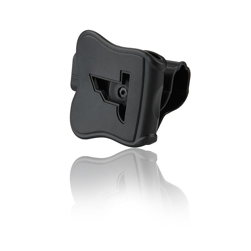 HOLSTER POLYMERE POUR SMITH & WESSON M&P 9MM ET P99DAO