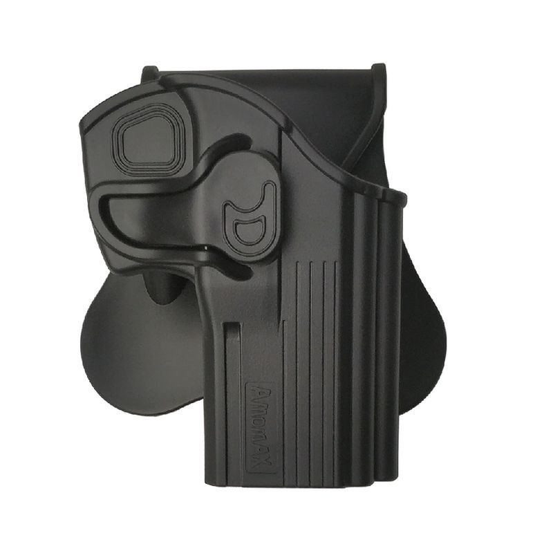 Holster Thermoformé ABS pour Taurus PT 24/7 Airsoft