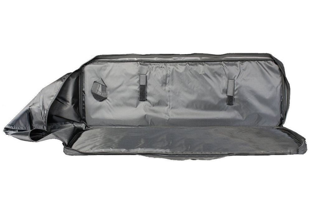 Housse de transport et de protection noir extensible de 100 à 130 cm