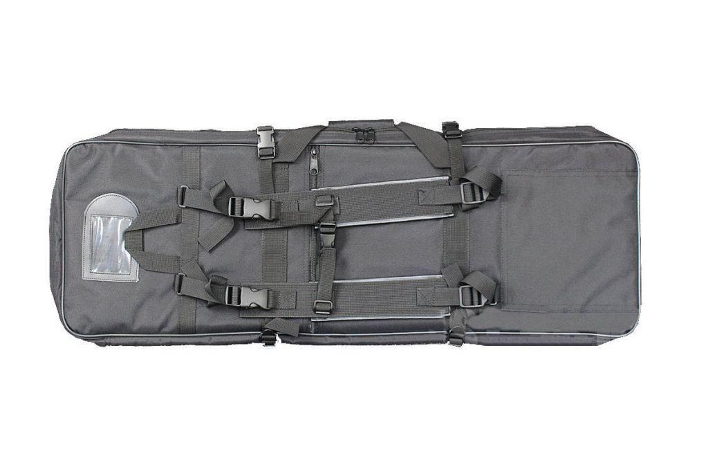 Housse de transport et de protection noir extensible de 120 à 150 cm