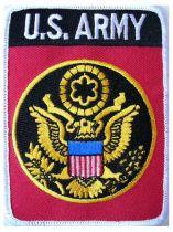 Insigne - Ecusson US army