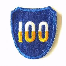 INSIGNE 100TH INFANTY DIVISION US ARMY