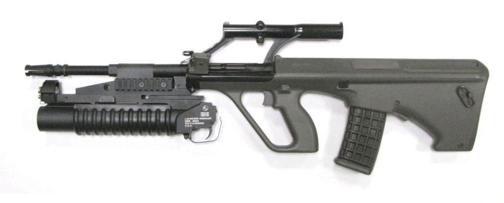 KIT DE MONTAGE M203 POUR STEYR AUG