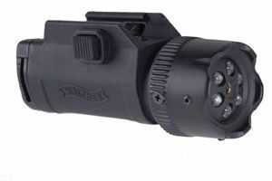 LASER LAMPE 6 LEDS CLASSE 2 WALTHER