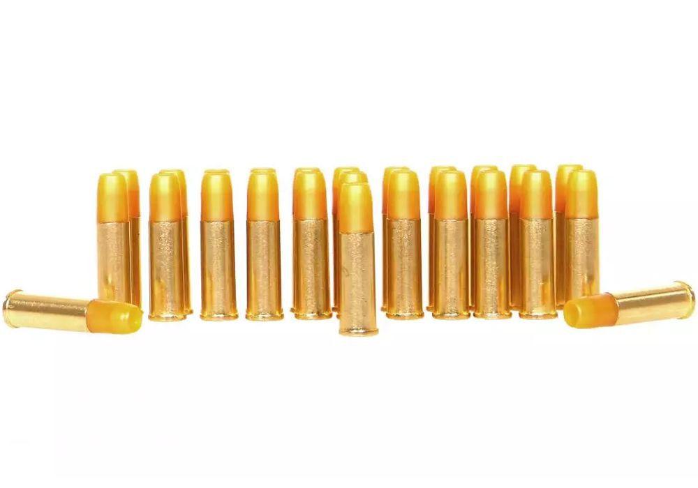 Lot de 25 Douilles Low-Power pour Revolver Dan Wesson Airsoft