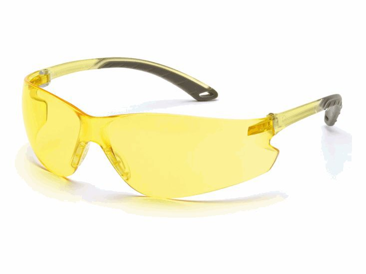 LUNETTE DE PROTECTION SWISS ARMS JAUNE