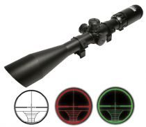LUNETTE DE VISEE 6-24 X 50 LONG RANGE TACTICAL RIFLESCOPE