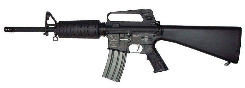 M15 A2 TACTICAL CARABINE CLASSIC ARMY PROLINE FULL METAL