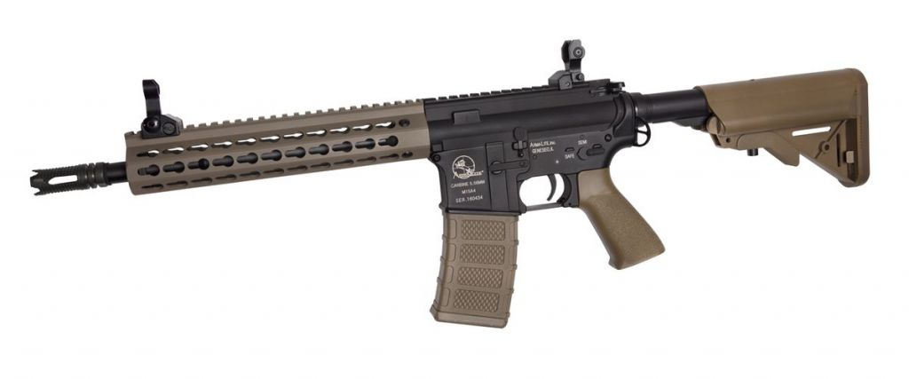 M15 Assault Armalite tan ASG