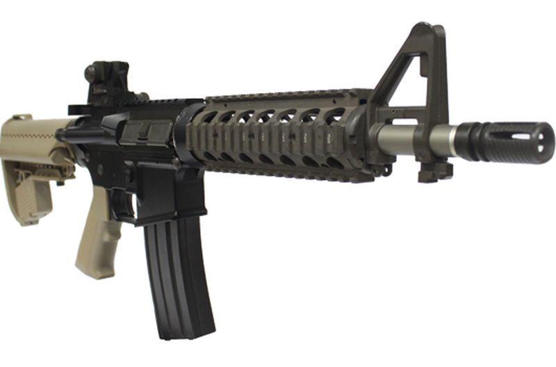 M4 CQBR BOLT TAN