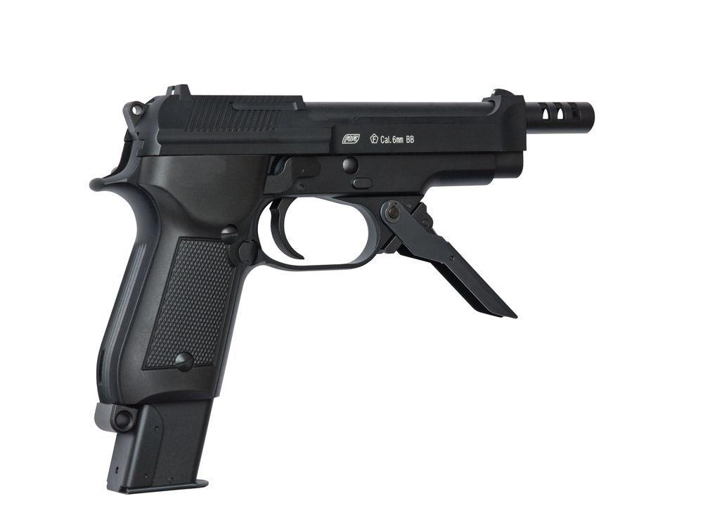 M93R II GBB BLACK