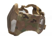 Masque grillage bas de visage confort Strike MultiCam