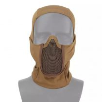 Masque grillage cagoule Stalker Evo Swiss Arms Coyote