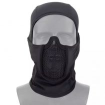 Masque grillage cagoule Stalker Evo Swiss Arms Noir