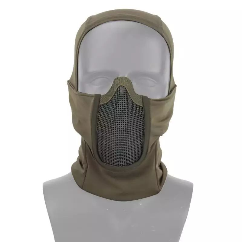 Masque grillage cagoule Stalker Evo Swiss Arms Vert OD