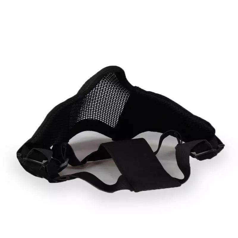 Masque grillage confort Cobra Stalker Swiss Arms Noir