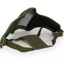 Masque grillage confort Cobra Stalker Swiss Arms Vert OD