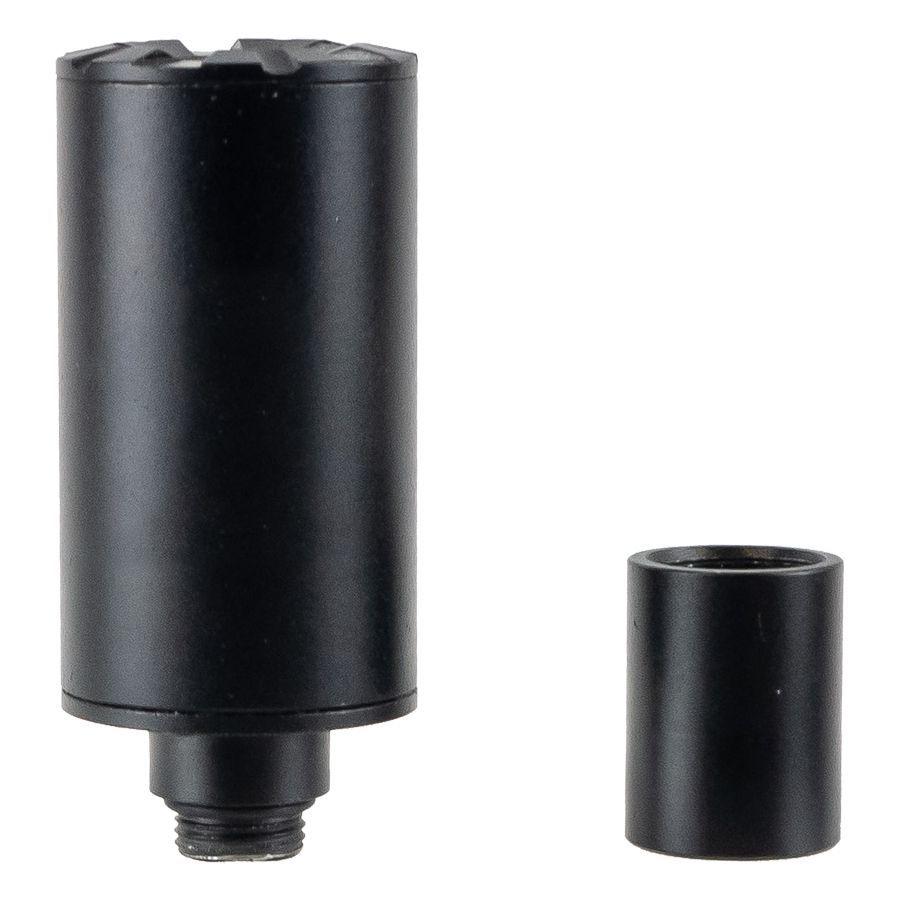 Micro tracer rechargeable USB avec adaptateur filetage 14 négatif