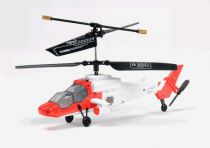 MINI HELICOPTER HELIFIGHTER 3 VOIES ROUGE/BLANC