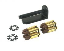MOON CLIP SET POUR  DAN WESSON AIRSOFT 6 MM