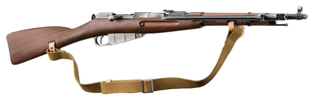 Mosin-Nagant M44 Co2 WWII CO2