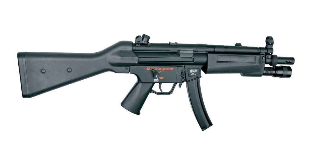 MP5 A4 - TLF (TACTICAL LIGHTED FOREARM)