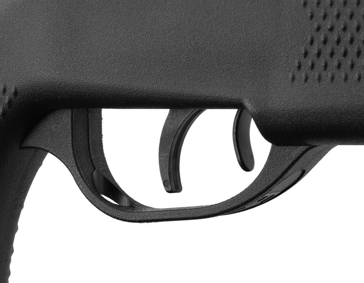 Pack Carabine à Plombs Break Barrel BENNING Noir Cal.4,5mm + lunette 4x32