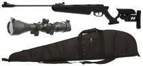 Pack Perso SWISS ARMS TG1 Canon basculant Noir 4.5mm 19.9 J