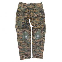 PANTALON TACTIQUE WARRIOR DIGITAL WOODLAND