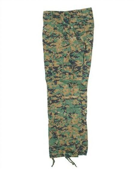 Pantalon US ACU Ripstop Digital Woodland