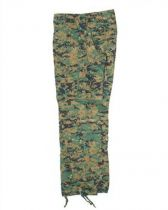 Pantalon US ACU Ripstop Digital Woodland